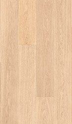 White varnished oak, planks Laminate - LPU1283