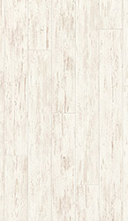 White brushed pine, planks Laminate - UF1235