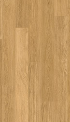 Natural varnished oak, planks Laminate - UF896