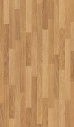 Enhanced oak natural varnished, 3 strip Laminate - CL998
