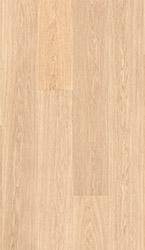 White varnished oak, planks Laminate - LPU1283