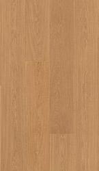 Natural varnished oak, planks Laminate - LPU1284