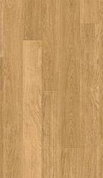 Natural varnished oak, planks Laminate - UF896